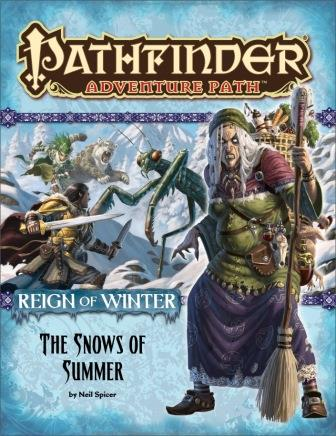 [PF AP] Reign of Winter: Snows of Summer
